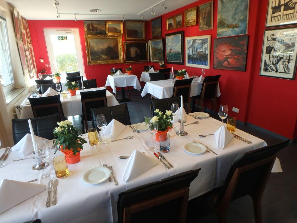 Restaurant Hotel Rickmers Insulaner