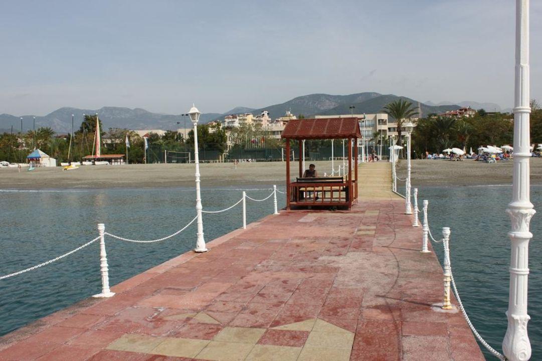 Blick vom Steg LABRANDA Alantur Resort