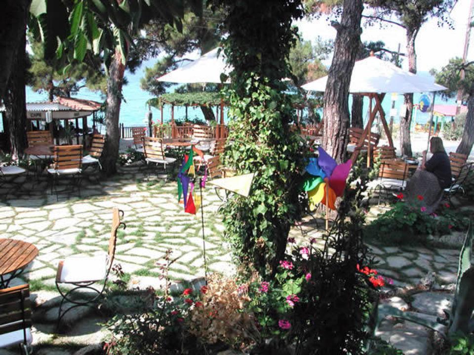 Gartenterrasse Hotel Esperia