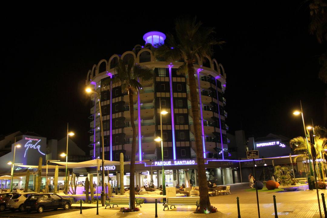 Hoteleingang apartamentos parque santiago 4 playa de las americas holidaycheck teneriffa - Apartamentos parque santiago ...