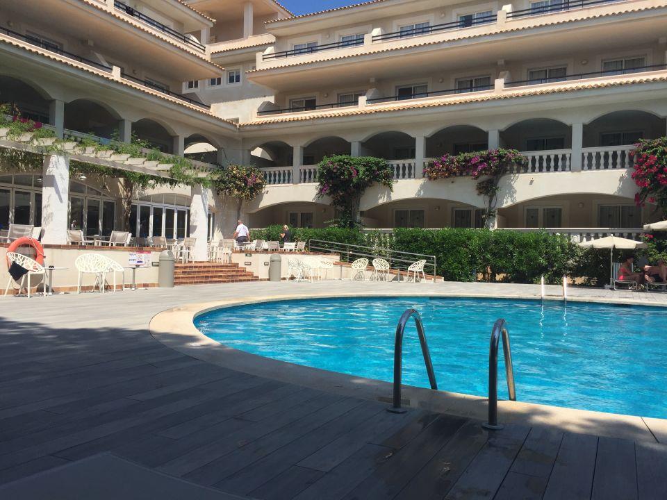 Pool SENTIDO Aparthotel Diamant
