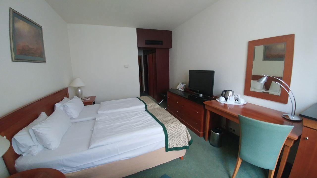 Zimmer Hotel Hungaria City Center