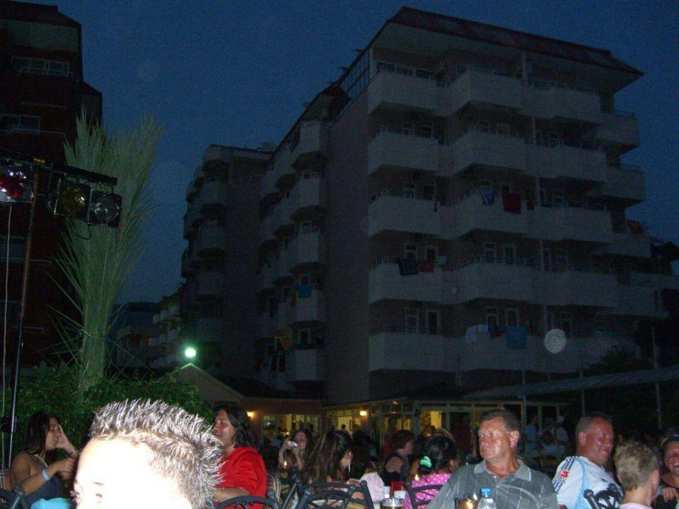 Abendliche Auszeit Hotel Kahya