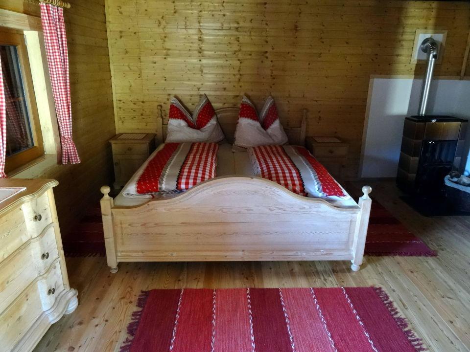 Gemütliches Schlafzimmer\