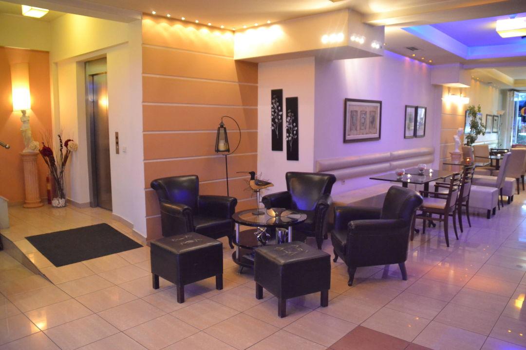 Lobby  Hotel Ilion