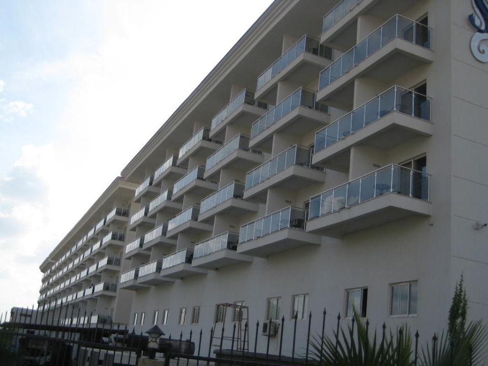 Außenansicht SunConnect Sea World Resort & Spa