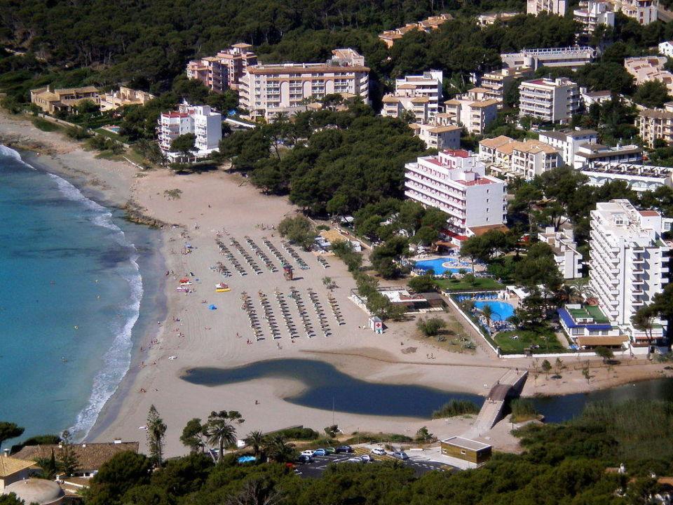 Hotel Laguna Canyamel Mallorca