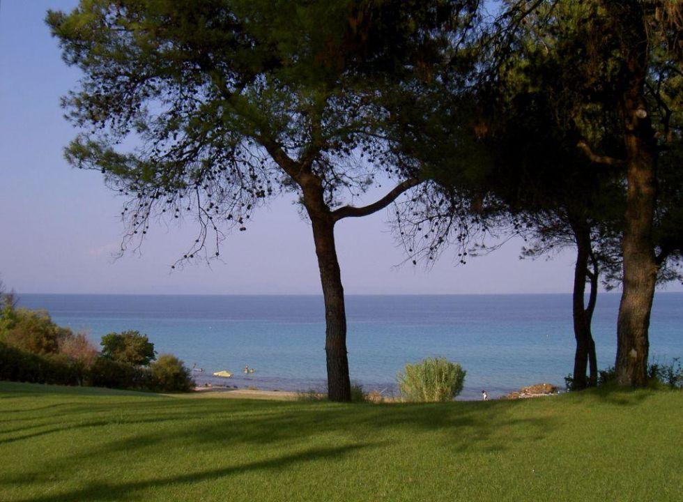 Meerblick Aegean Melathron Thalasso Spa Hotel