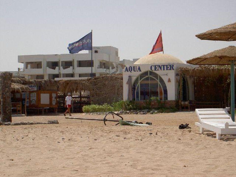 Tauchbasic - Hotel Shams Safaga Hotel Shams Safaga