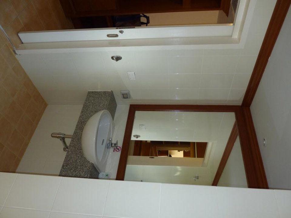 Waschbereich im Bad Chaba Hotel