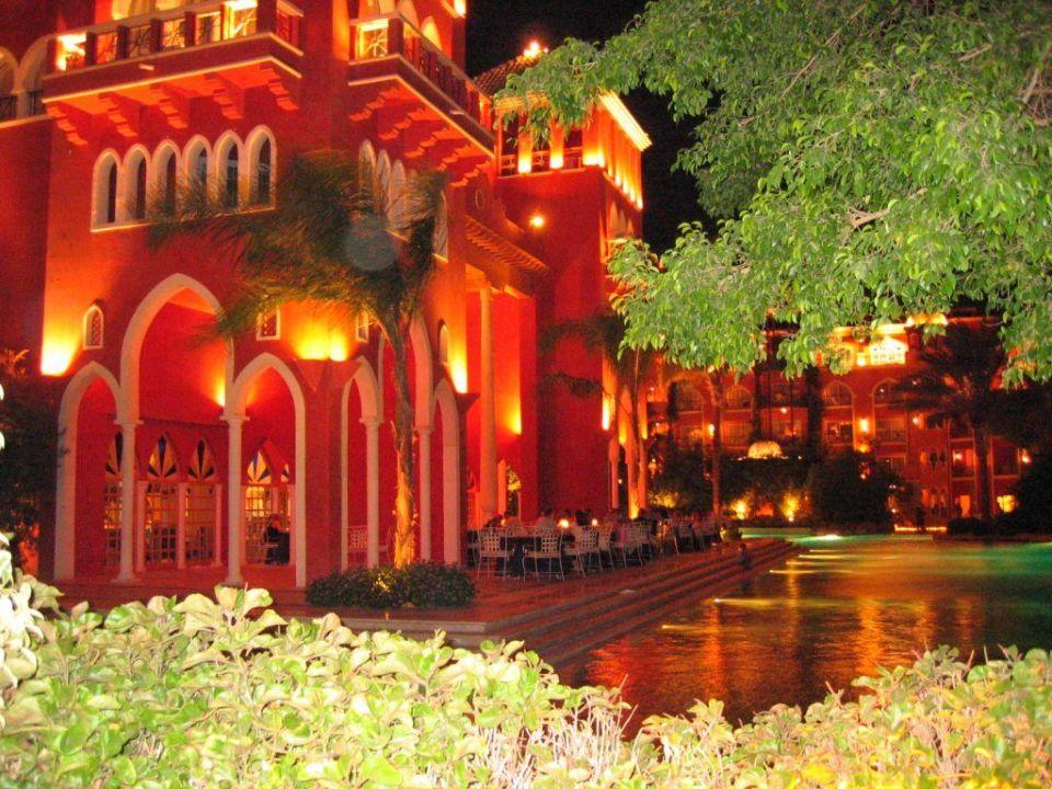 Hotelanlage The Grand Resort