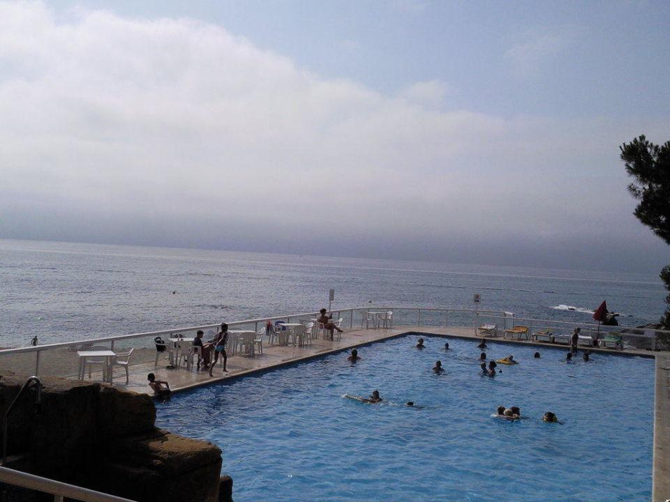 Pool H·TOP Caleta Palace