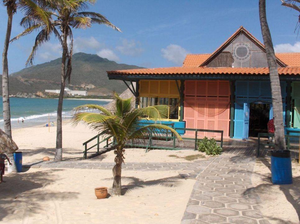 Strandrestaurant Dunes Hotel & Beach Resort