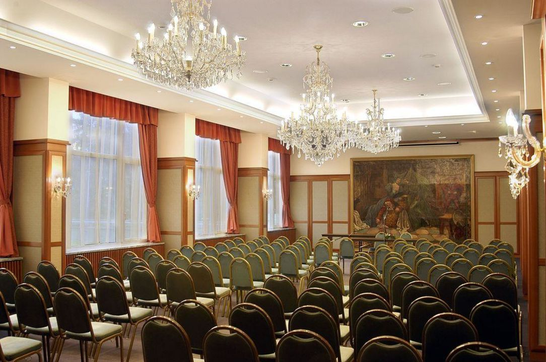 Shakespeare Conference room Danubius Health Spa Resort Hévíz