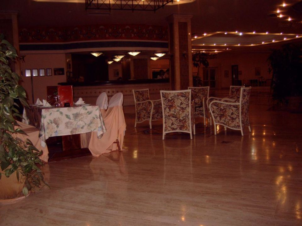 Rezeption und Lobby Belconti Resort Hotel