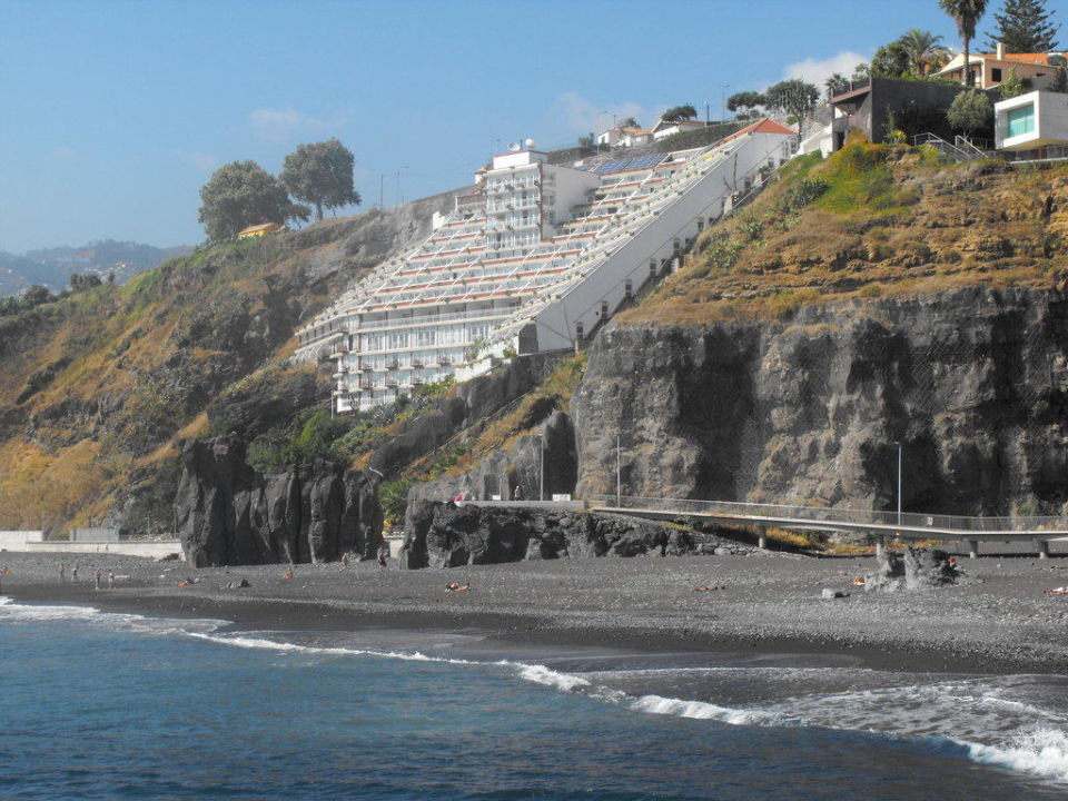 Hotel Orca Praia Madeira Bewertung