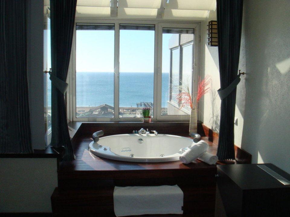Whirlpool mit tollem Ausblick Hotel Limak Lara de Luxe