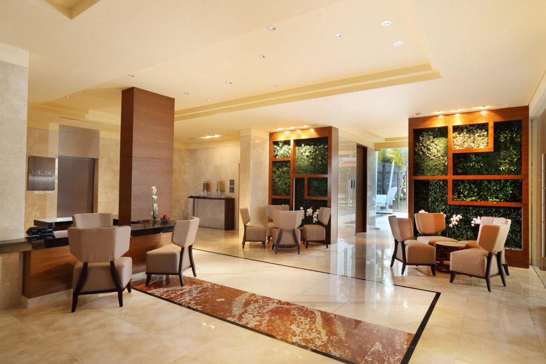 Premium Wing Reception The Westin Resort Nusa Dua, Bali