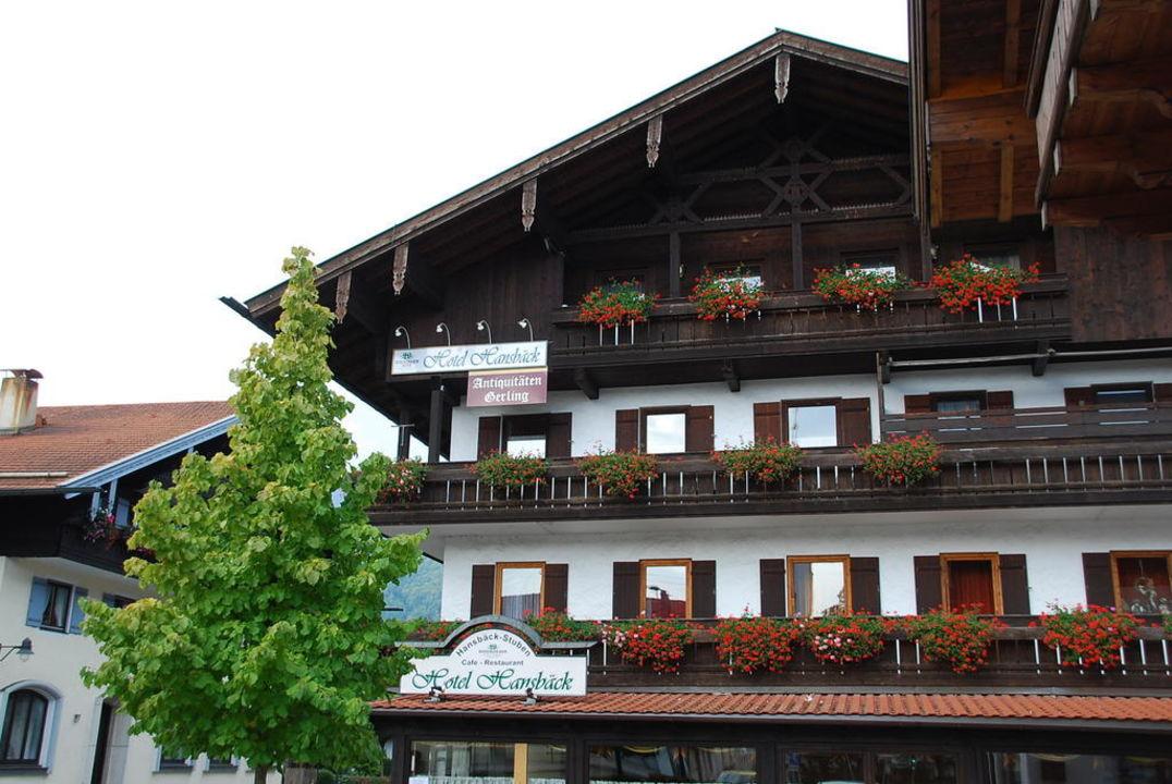Das Hotel Hotel Grassauer Hof  (geschlossen)