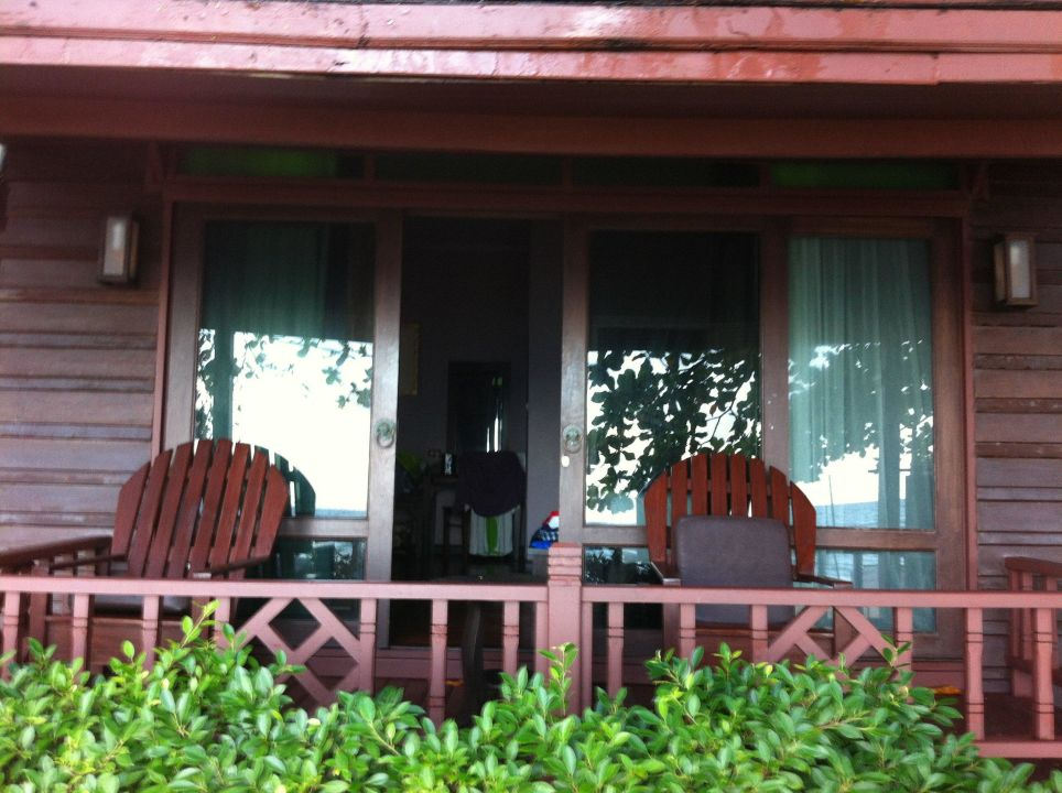 Quot Unsere 2 Terrasse Quot Hotel The Fair House Beach Resort In