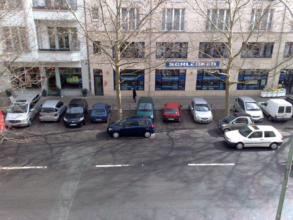 Bild ausblick vom zimmer zu ku 39 damm 101 design hotel in for 101 design hotel berlin