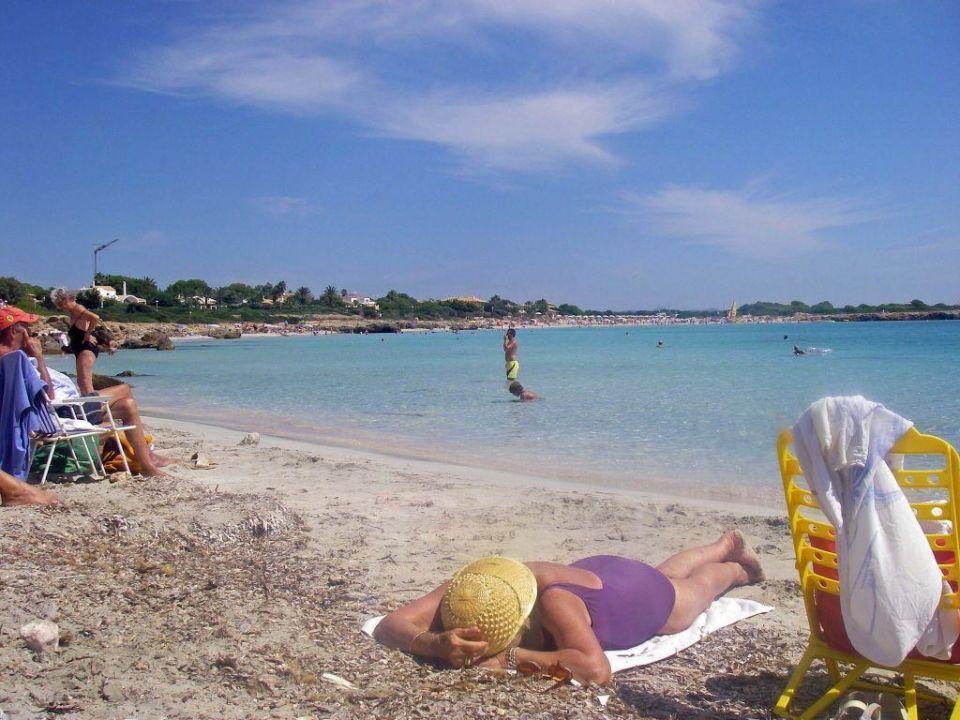 Strand in ca. 300 m Entfernung Las Brisas Apartments