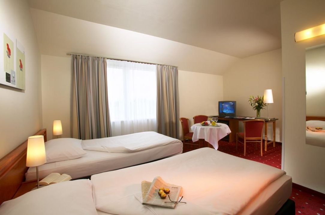 Standardzimmer Austria Trend Hotel Bosei Wien