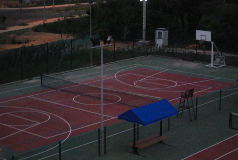 Tennis und Basketball IBEROSTAR Laguna Azul