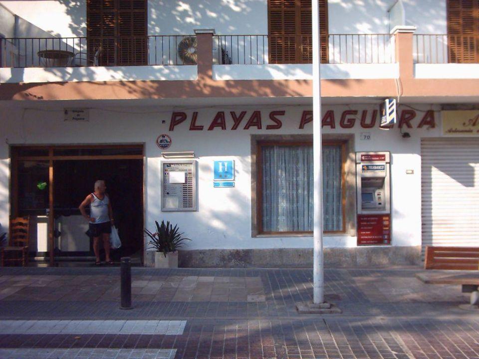 Front Hotel Playas de Paguera