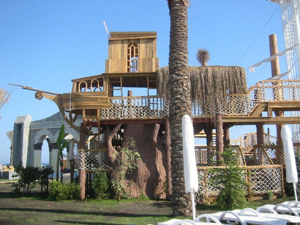 Kinderspielplätze Hotel Cesars Temple DeLuxe Belek
