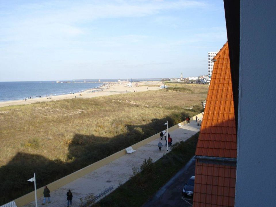 Aussicht 1 Kurhotel Sanddorn