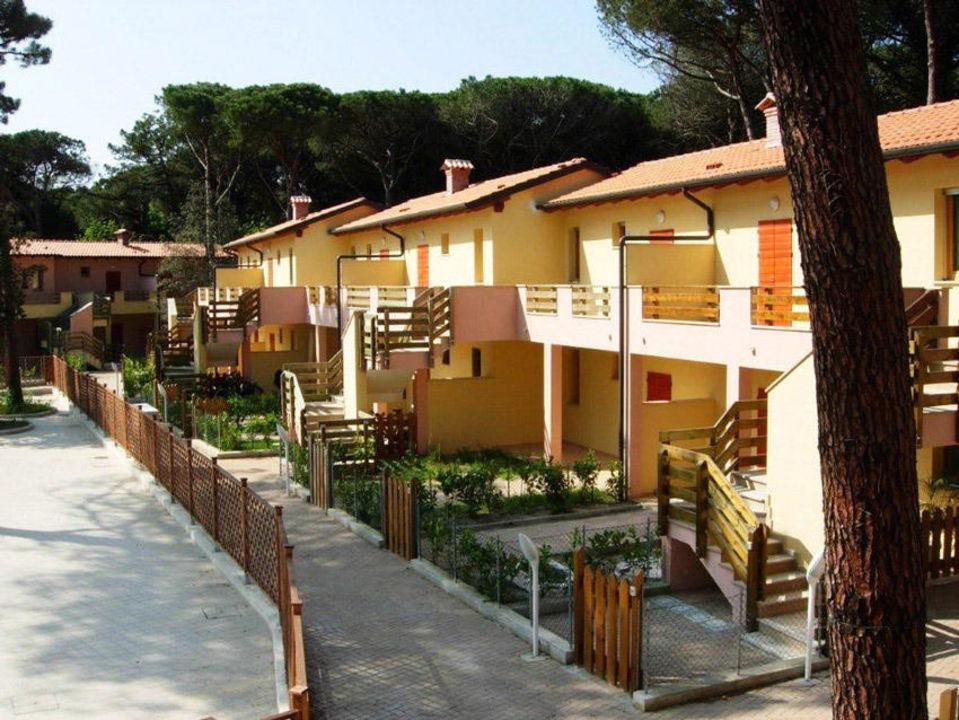 Villette Hotel Residence Poggio Dei Pini
