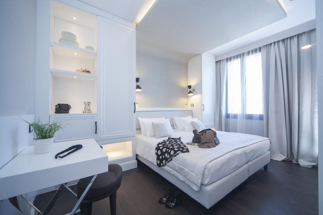 Zimmer Hotel Grande Italia