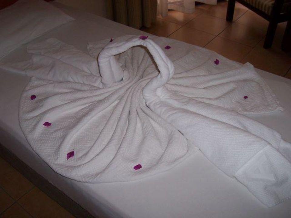 Liebevolle Details im Zimmer Hotel Panorama