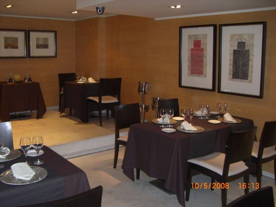 Frühstücksraum Hotel Silken Concordia