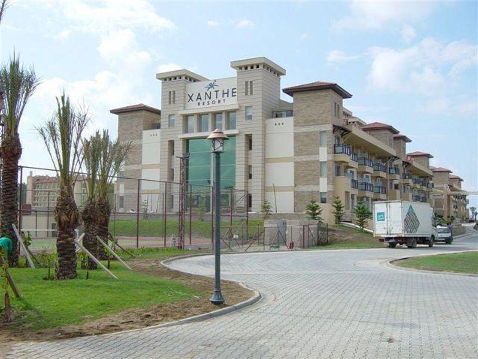 Xanthe Resort Außenansicht lti Xanthe Resort & Spa