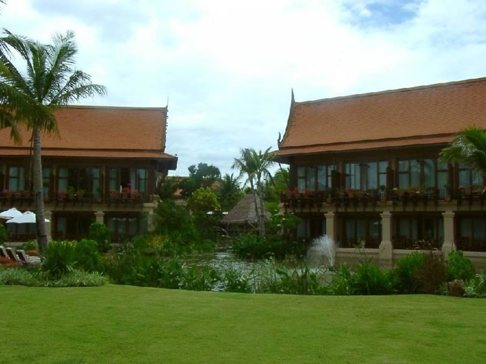 Anantara Ressort Beach Hotel - Thailand Anantara Hua Hin Resort