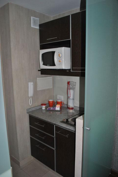 Küchenbereich Teil 1 Hotel Ayres de Recoleta Plaza
