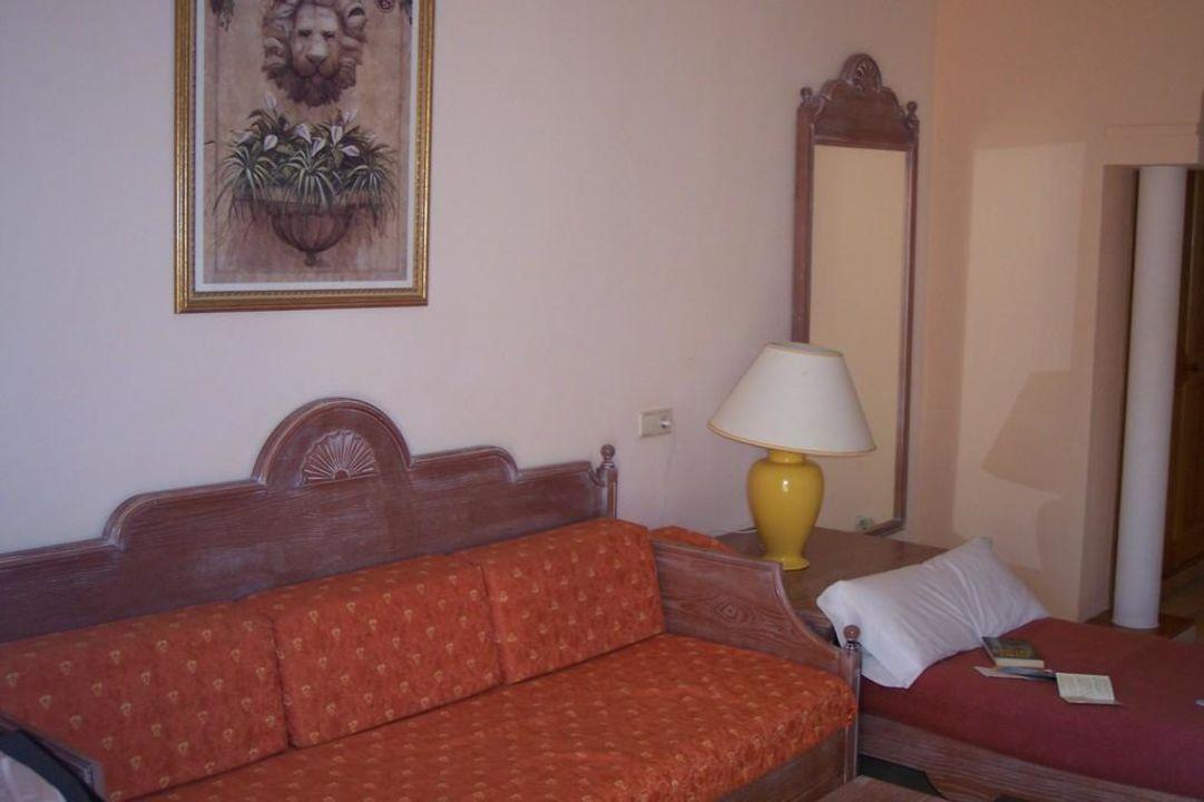Vom Balkon ins Zimmer Grupotel Gran Vista & Spa