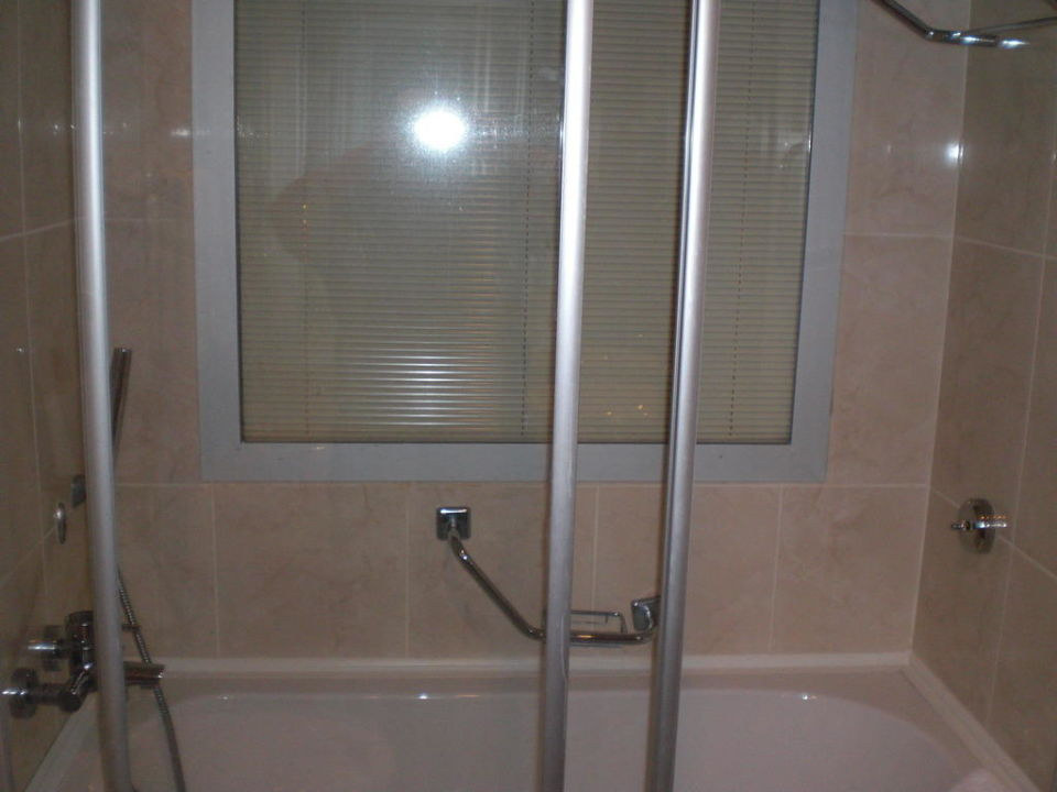 """bad mit dusche & fenster ins schlafzimmer"""" innvista hotels belek, Hause ideen"""