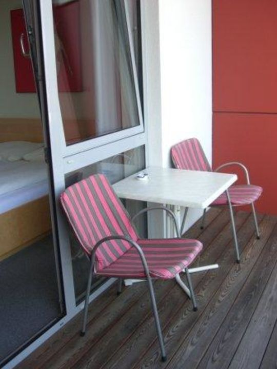 Balkon Sonnenzimmer Hotel Pension Spiegel