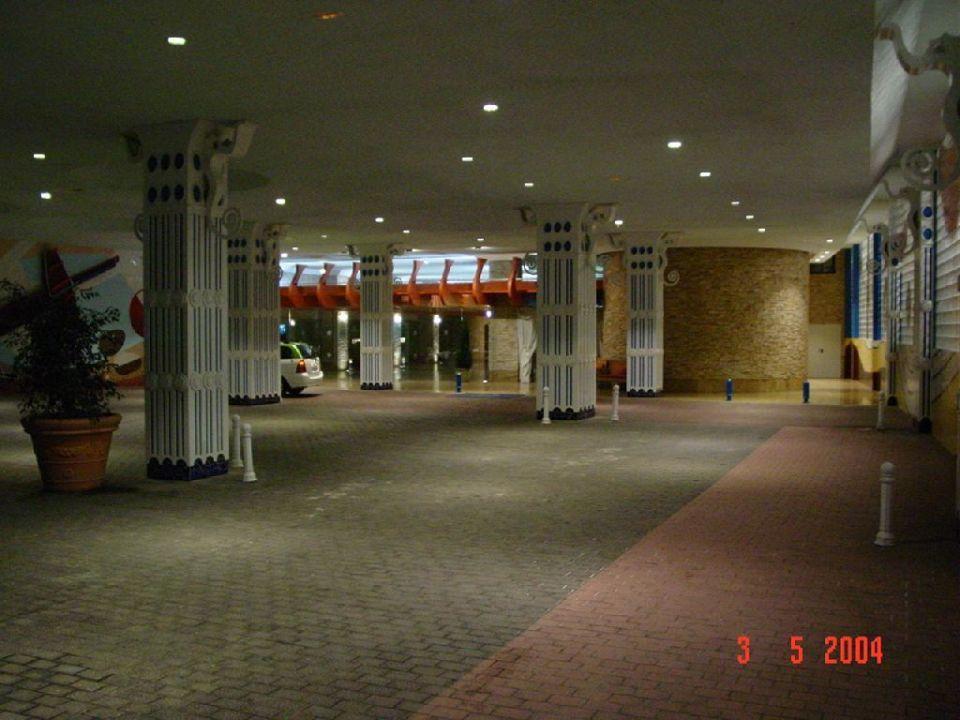 Eingangsbereich Gloria Palace Amadores Thalasso & Hotel