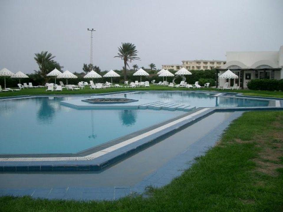 Kuriat Palace / Tunesien Hotel Kuriat Palace