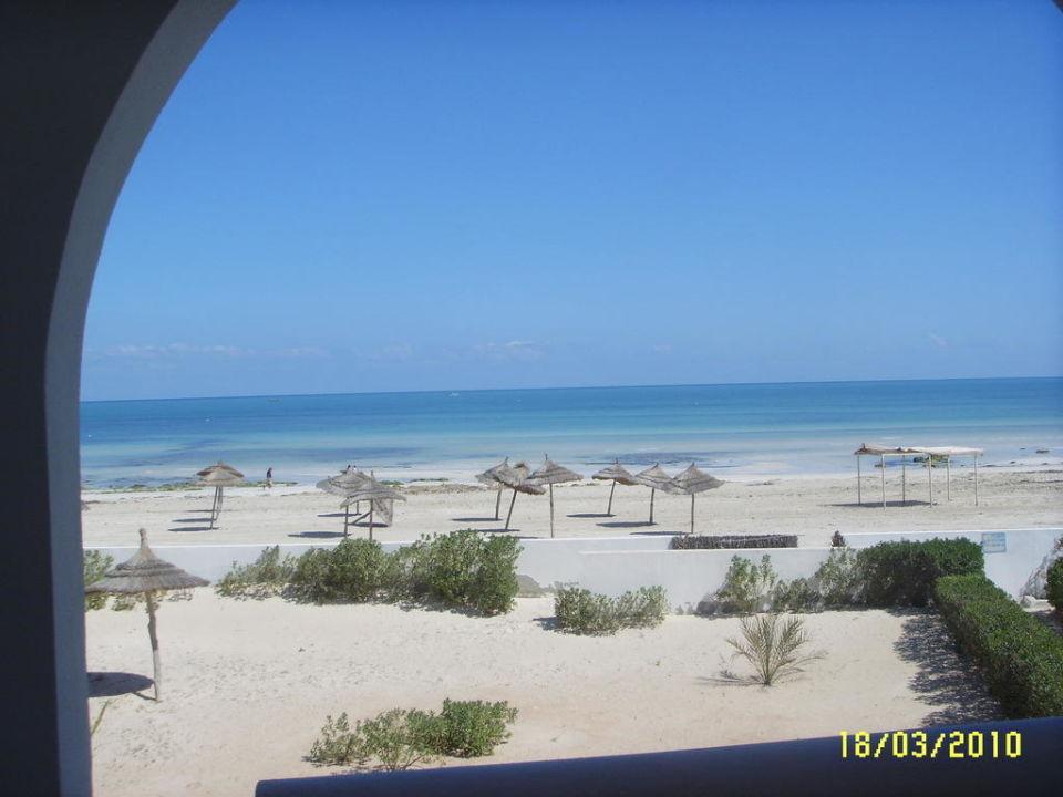 Blick vom Zimmer 630 Calimera Yati Beach