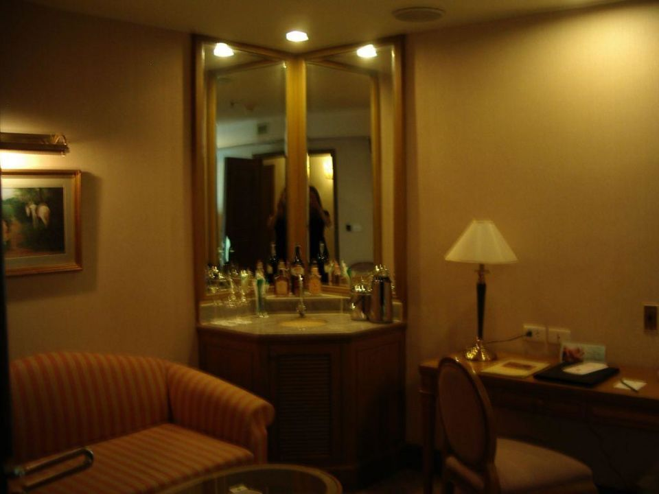 Windsor Suites - Beispiel Zimmer Hotel Windsor Suites & Convention