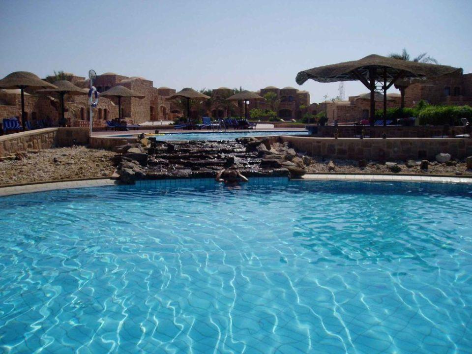 Mövenpick Poolanlage El Kasr Mövenpick Resort El Quseir