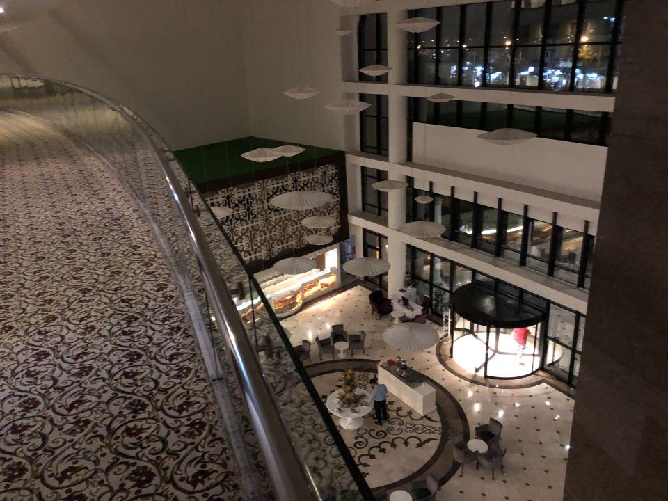 Lobby Side Prenses Resort & Spa