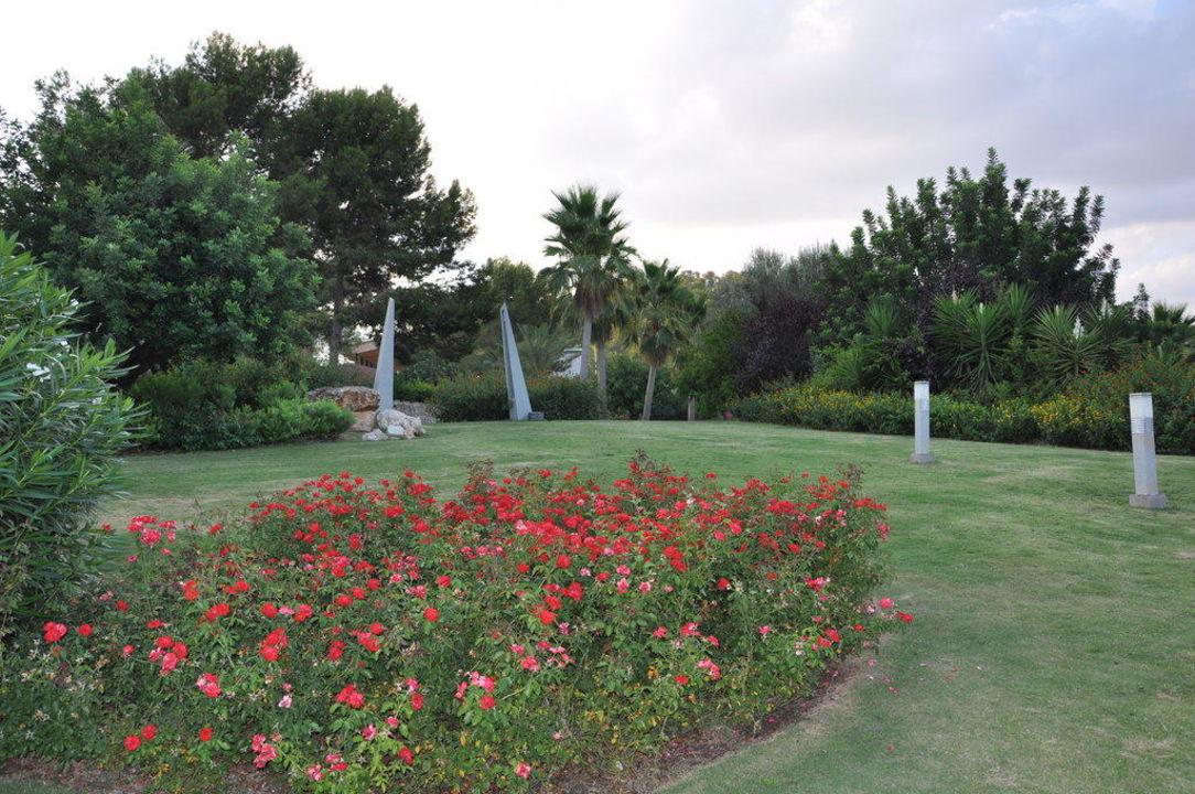 Bild strand von paguera zu allsun hotel palmira paradise for Angelegter garten