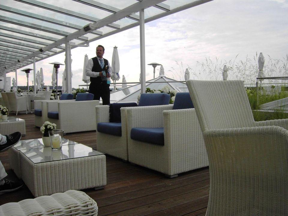 Aussenlobby Grand Hotel Seeschlosschen Spa Golf Resort