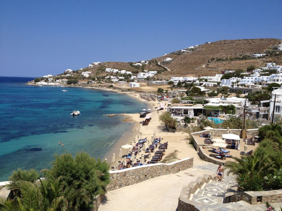 Strand Mykonos Grand Hotel & Resort